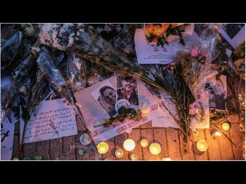 Moroccans' vigil for slain Nordic hikers /  The suspects linked to ISIS