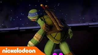 Черепашки-ниндзя | Первые уроки | Nickelodeon Россия