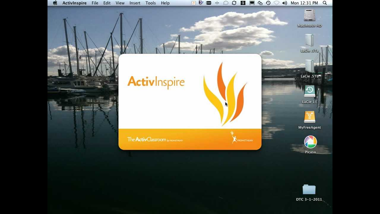 Download ActivInspire