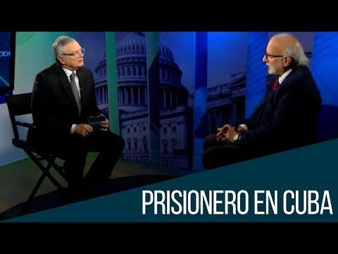 La vida de un prisionero político en Cuba: Alan Gross conversa con Moisés Naím