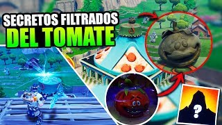 FILTERED SECRETS OF THE TOMATE *NEW EVENT* TRAVEL BY ROAD THEORIA ? FORTNITE BATTLE ROYALE