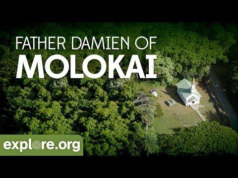 Father Damien of Molokai