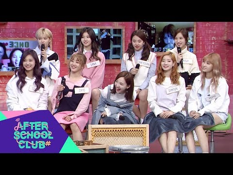After School Club(Ep.236) TWICE(트와이스) _ Full Episode _ 110116