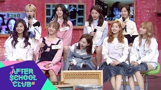 After School Club(Ep.236) TWICE(트와이스) _ Full Episode _ 110116