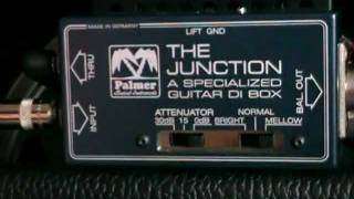 Palmer - PDI 09 The Junction DI Box (Demo en Español)