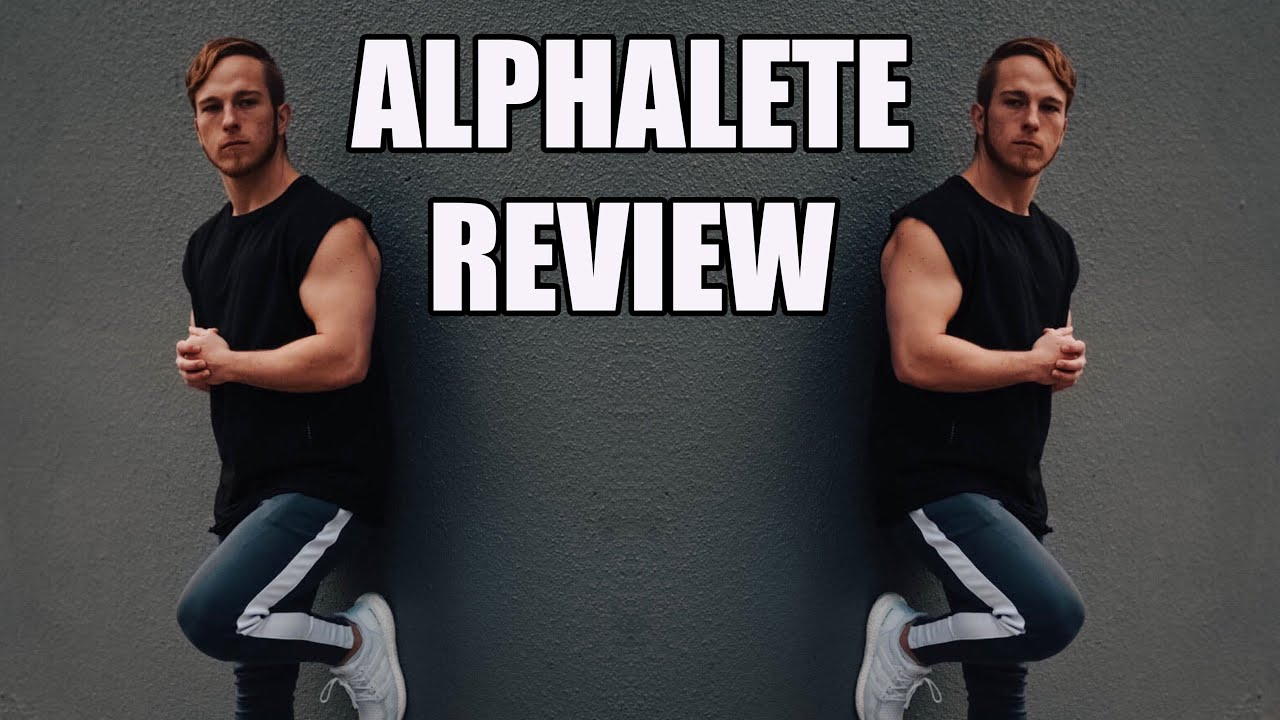 99d1e946 ALPHALETE REVIEW | Black Friday Edition - YouTube
