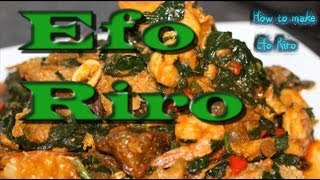 efo riro with assorted   nigerian food   nigerian cuisine