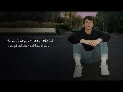 Alec Benjamin - If We Have Each Other [Official Lyric Video] Mp3