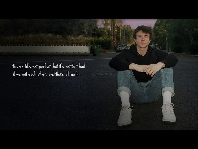 Alec Benjamin - If We Have Each Other