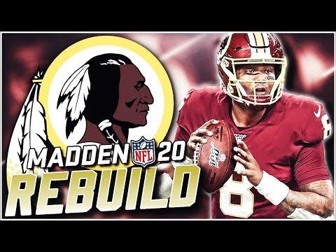 rebuilding-the-washington-redskins-|-dwayne-haskins-takes-over!-madden-20-franchise