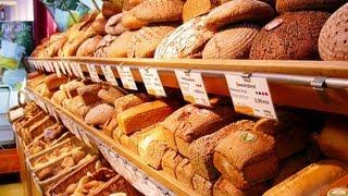 صناعة الخبز في المغرب