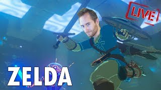 Full All Dungeons Speedrun Practice in The Legend of Zelda: Breath of the Wild
