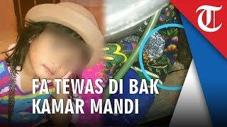 Sempat Hilang 3 Hari, Bocah di Bogor Ditemukan Tewas di Bak Kamar Mandi Ditutupi Kain dan Ember