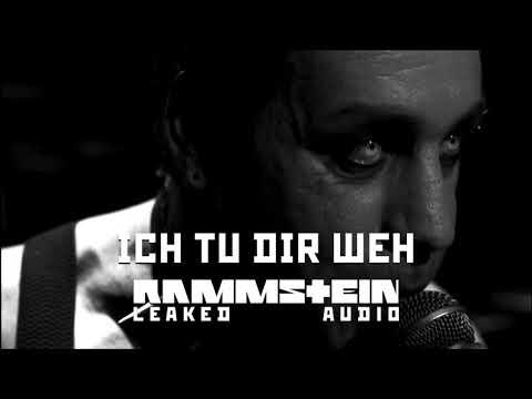 Rammstein - Ich tu dir weh (Demo Snippet)