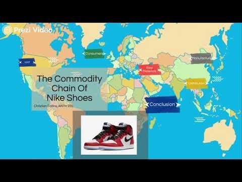 nike shoe supply chain-Christian Collins