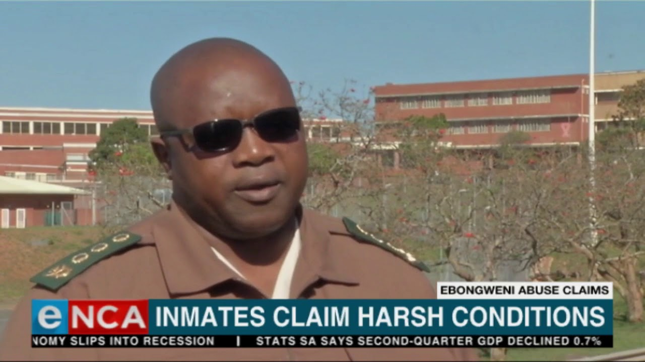 02daf5eb680 Inmates claim harsh conditions - YouTube
