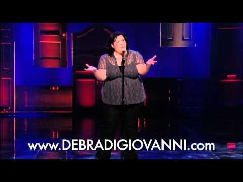 Debra DiGiovanni: Sex With Thin Girls