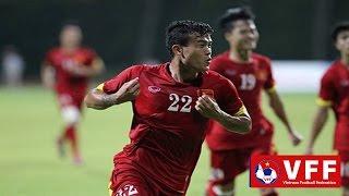 Thanh Hiền vắng mặt, U23 Việt Nam gặp khó | VFF CHANNEL