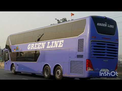 luxurious bus in bd, greenline man dd, shohagh scania sks, relax hyundai....