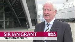SECC unveils Scottish Hydro Arena