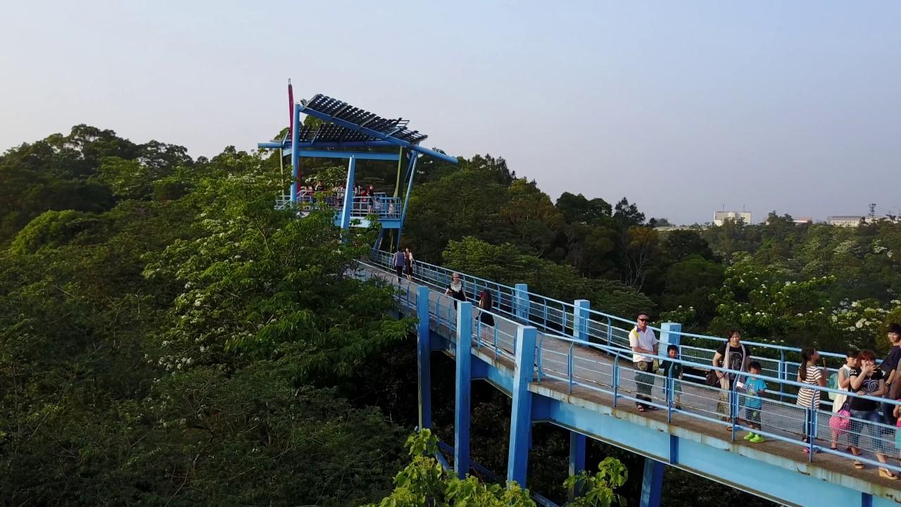 4K通霄九華山天空步道 - YouTube