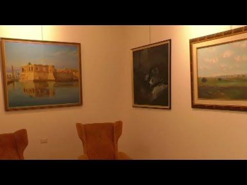رغم احتدام المعارك.. افتتاح معرض فني في طرابلس الليبية  - نشر قبل 54 دقيقة