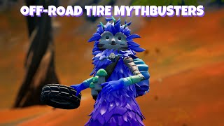 Fortnite Off-Road Tire Mythbusters 😱😱😱