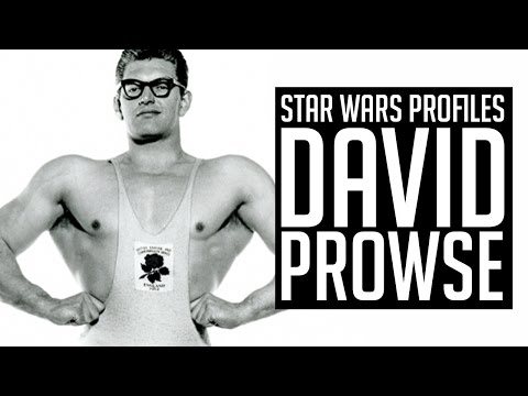Star Wars Profiles - Episode #03 - David Prowse