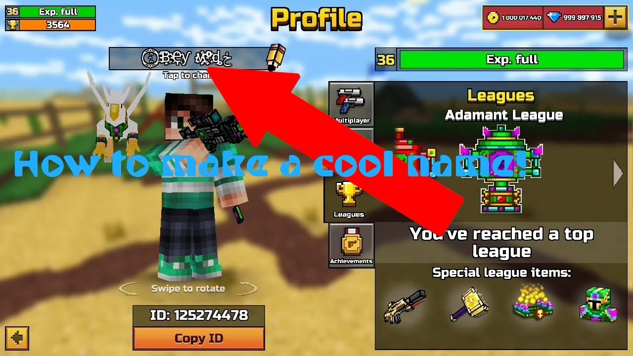 how to make a cool username for youtube