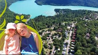 Camping trélachaume lac de vouglans, camping jura,
