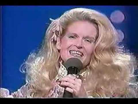 Lynn Anderson - with Mac Davis 1983