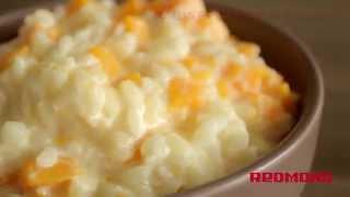 Каша в мультиварке. Рецепт рисовой каши с тыквой в мультиварке REDMOND PM4506