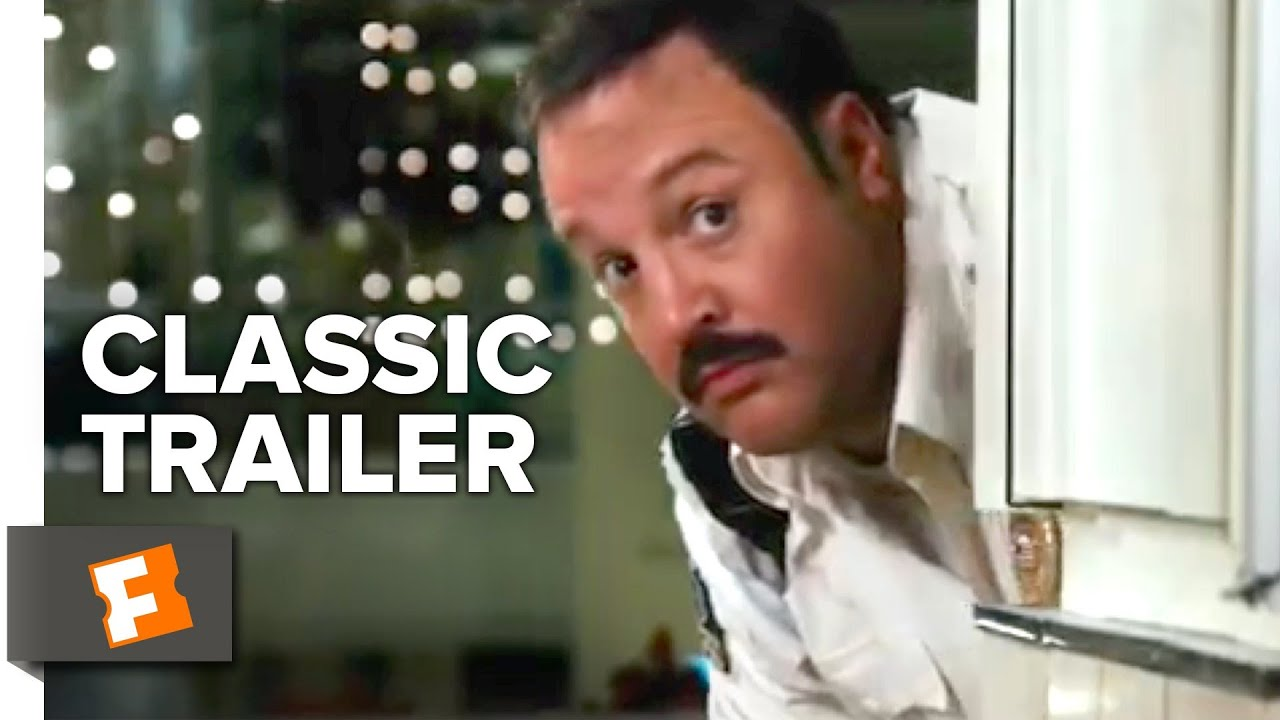 Paul Blart Mall Cop 2009 Trailer 1 Movieclips Indie Youtube