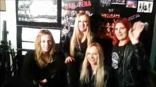 Hellcats - Greetings to Metal Franconia 25.04.2015