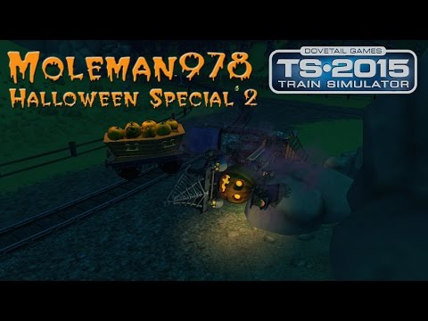 Let's Play: Train Simulator 2015, Halloween Special 2