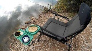 Удобное Кресло для Рыбалки FK-5 Carp Cuzo - Тест-Обзор