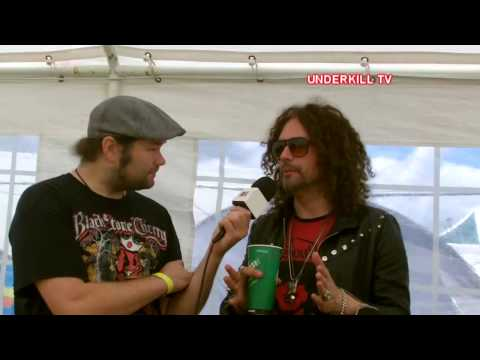 ELECTRIC BOYS CONNY BLOOM 2014 INTERVIEW STEELHOUSE