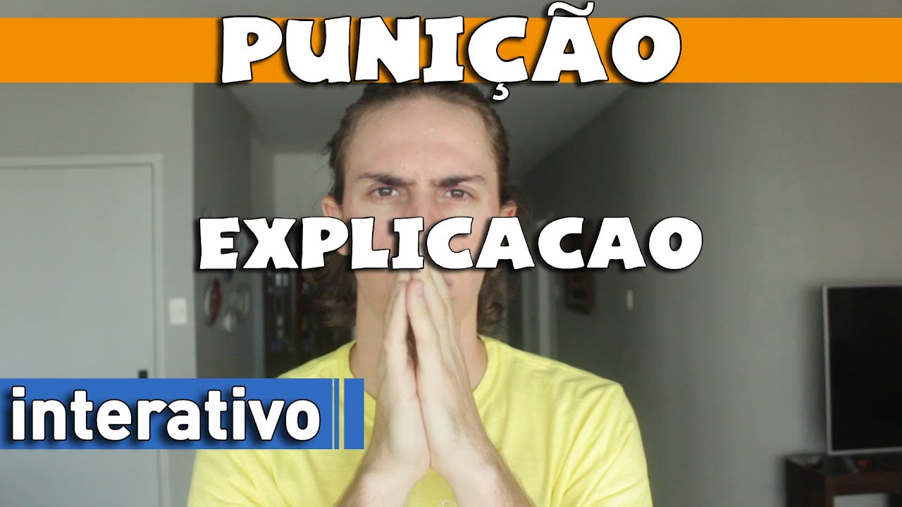 EXPLICACAO - PUNIÇÃO PARA MAURO - Activate SUBTITLES for ENGLISH and OTHER LANGUAGES!