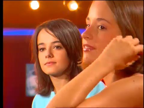 Alizée     A video history of her early years