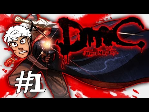 How Dante Got His Groove Back - DMC - Devil May Cry Vergil's Downfall DLC Gameplay / Walkthrough w/ SSoHPKC Part 1 - GOAL TIME