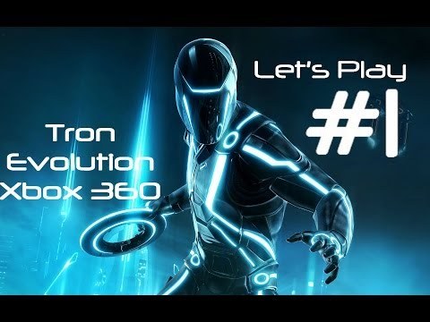 Tron Evolution Walkthrough Part 1 HD