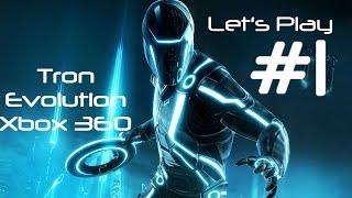 Tron Evolution Walkthrough Part 1 HD