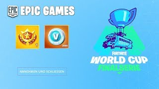 GET SEASON 10 BATTLE PASS FOR FREE - WORLD CUP REWARD | FORTNITE: BATTLE ROYALE