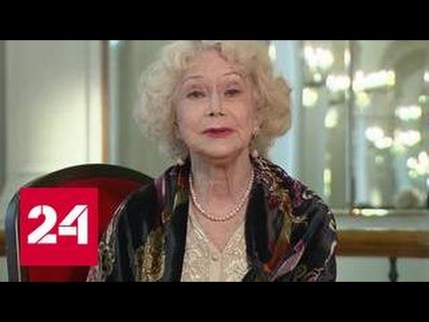 Светлана Немоляева: если ты не волнуешься на сцене - не получится ничего