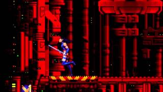 [Sega Genesis] - X-Men 2: Clone Wars - Level 4 - Sentinel Core (Psylocke)