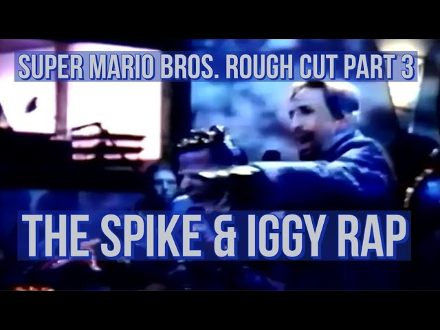 Video Super Mario Bros Movie Extended Cut Featuring Spike Iggy