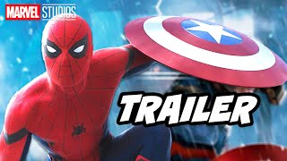 Captain America Civil War Trailer 2 Breakdown - Spider Man