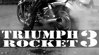Triumph Rocket 3: самый мощный круизер. мото обзор, тест-драйв #МОТОЗОНА №9