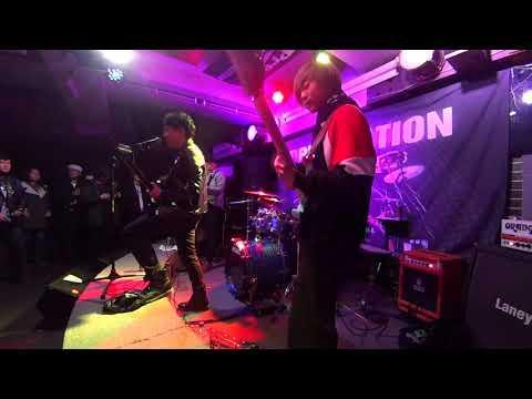 봉천동(BongChunDong) / 2019.02.16 Live At Drumstation(Under The Shadow Of The Moons)