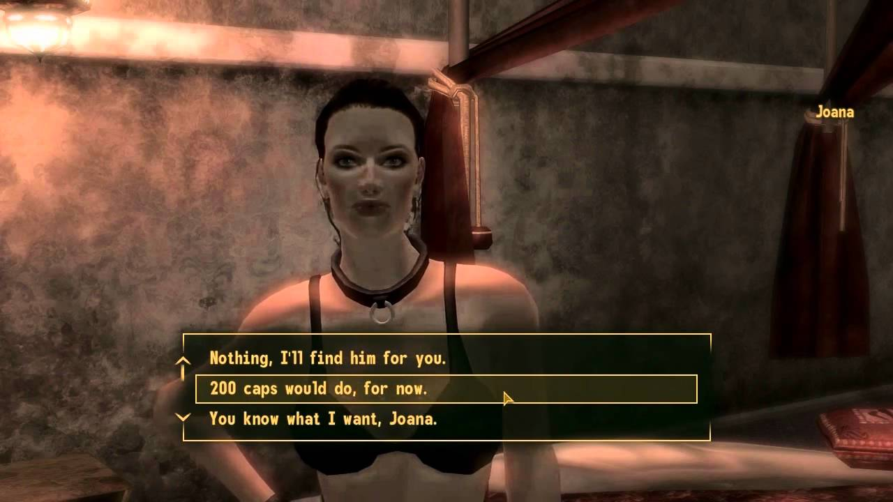 Late, Fallout new vegas naked girl having sex nice idea